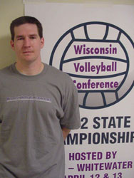 WVC Hall of Fame - Scott Halbleib
